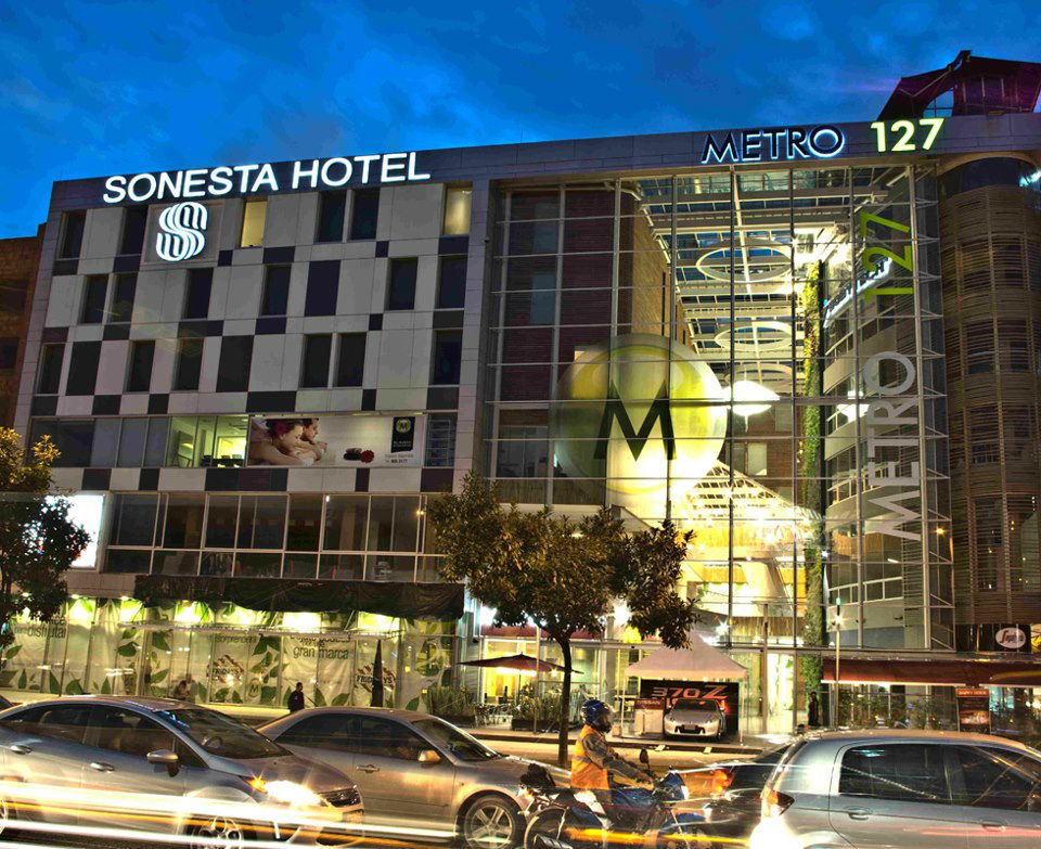 Sonesta Hotel Bogotá - Noche de Bodas
