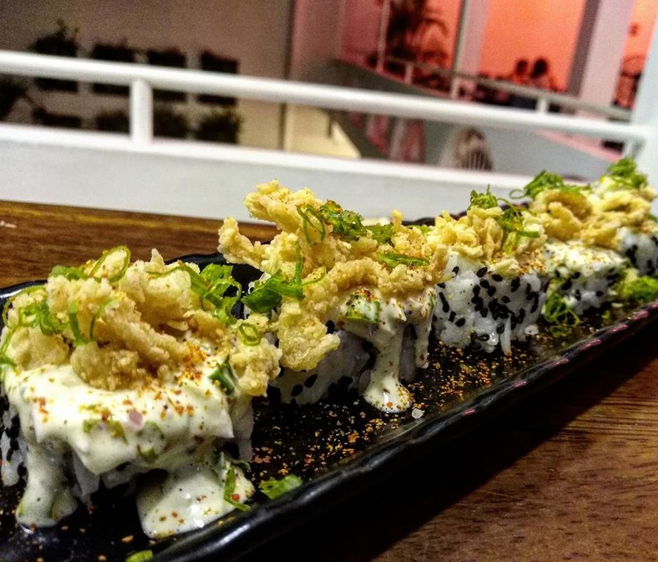Ok Sushi & Grill