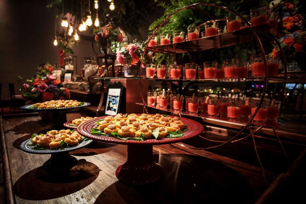 Espaço Gastronomia Morenos