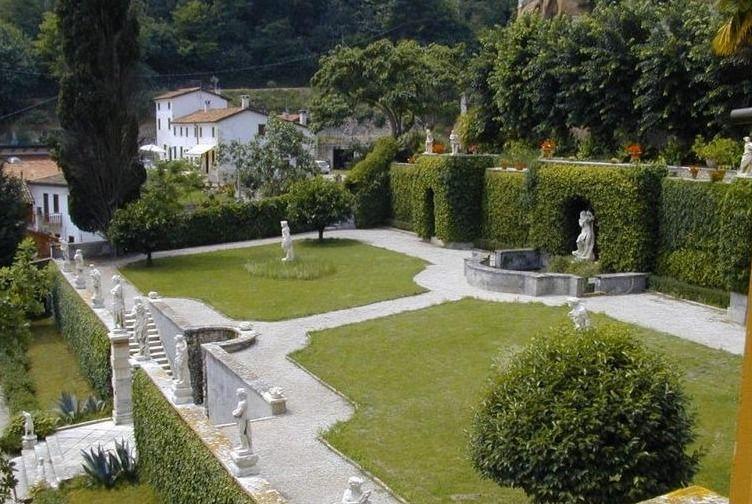 villa da Schio a Costozza