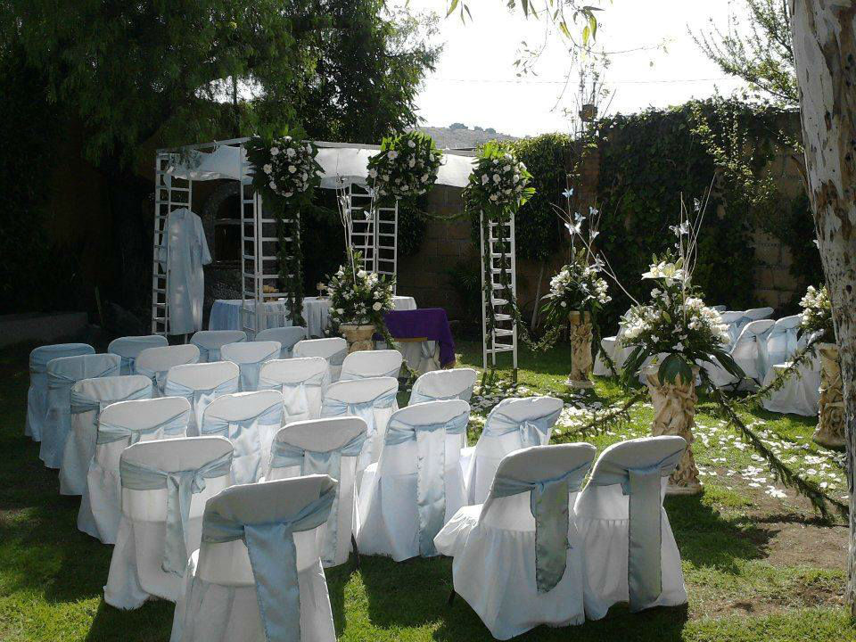 Banquetes y Jardín Edén