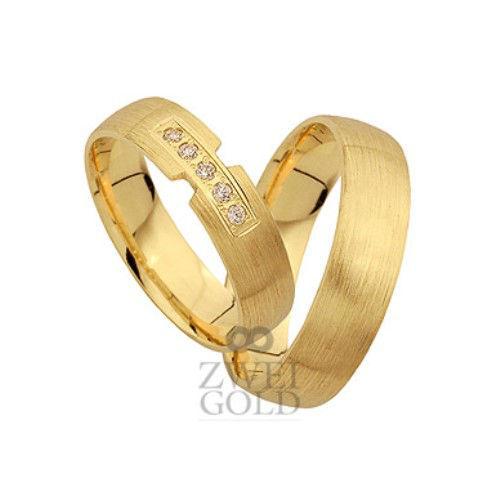 Beispiel: Ringe mit Brillianten, Foto: Zweigold.
