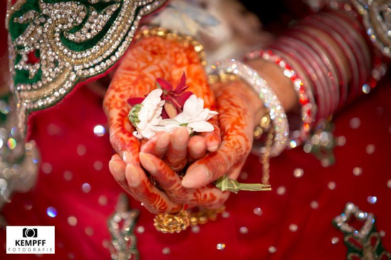 Hindoestaanse bruisfotografie