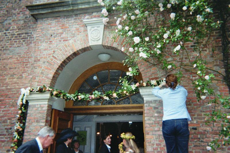Beispiel: Ihre Hochzeitsfloristik, Foto: Fiori Botticelli.