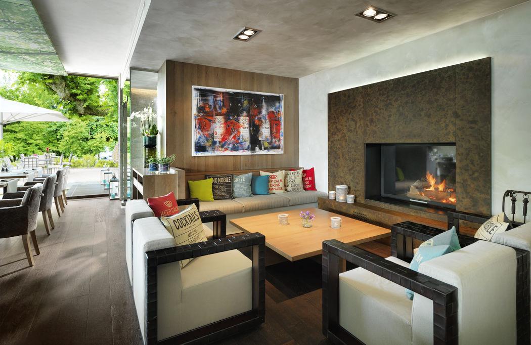 Lounge, Restaurant Lago