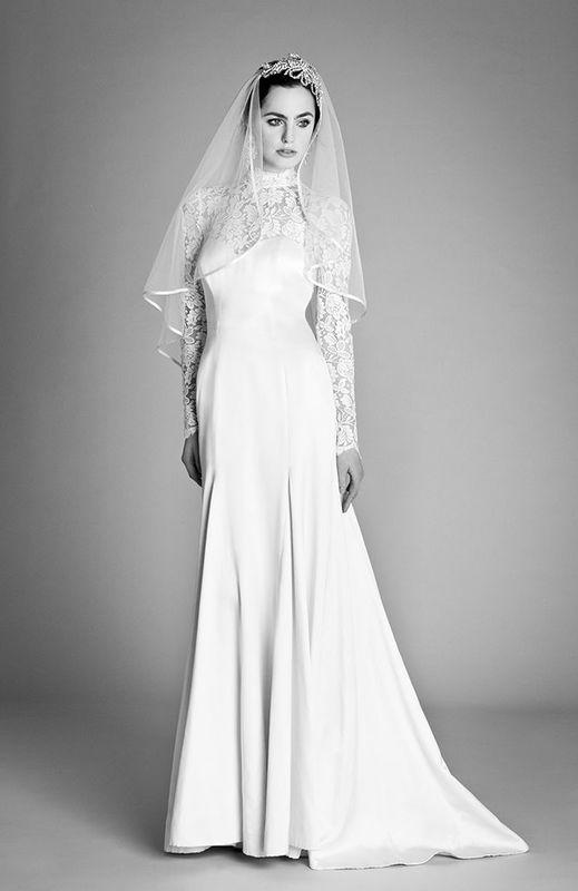 Beispiel: Mode für die Braut mit Stil, Foto: Salon.