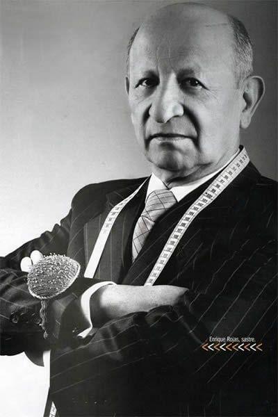 Enrique Rojas M. Su Sastre
