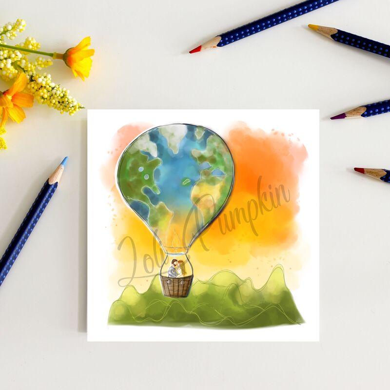 Loli Pumpkin Illustrations
