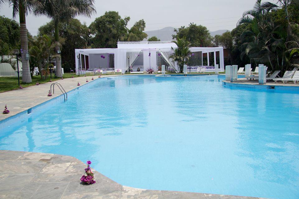 Hotel Hacienda Lima Norte
