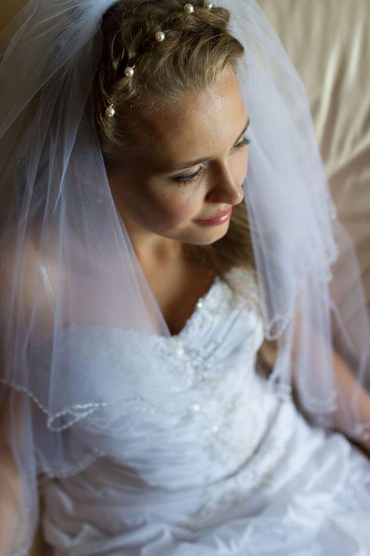 Варвара.плетение никогда не выходят из свадебной моды