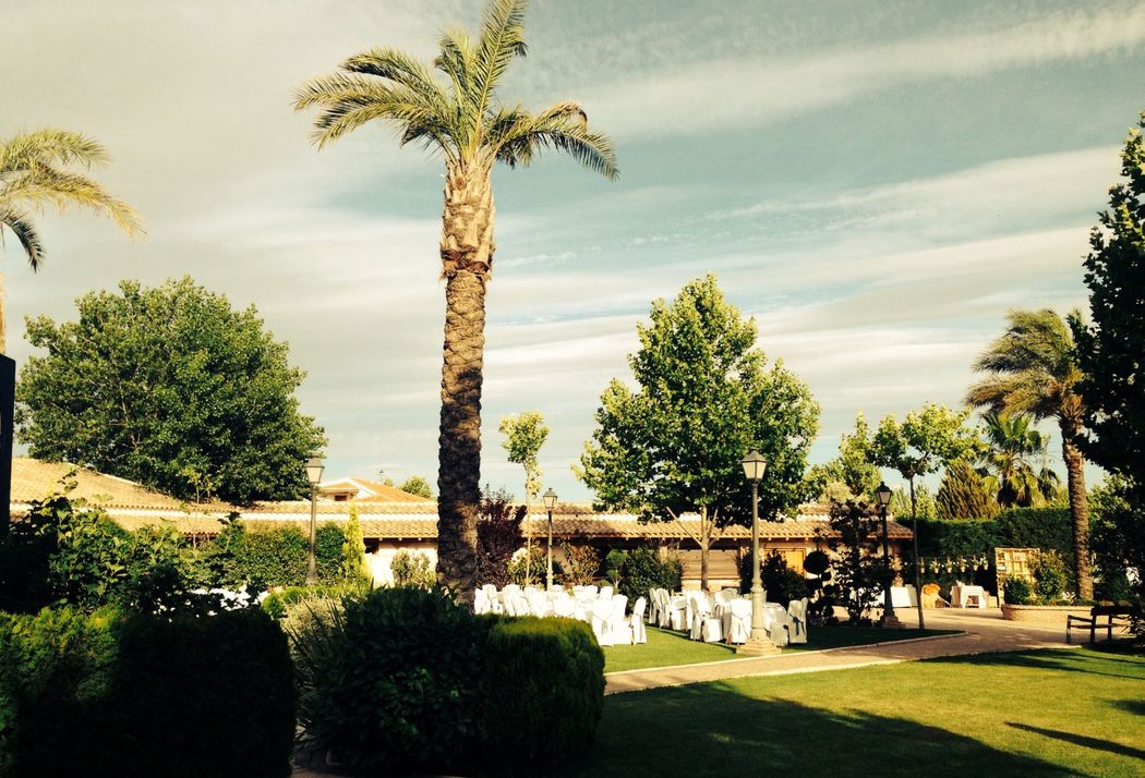 Jardín Azalea