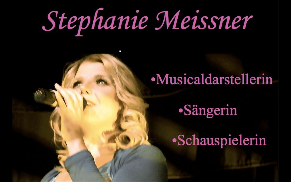 Hochzeitssängerin Stephanie Meissner