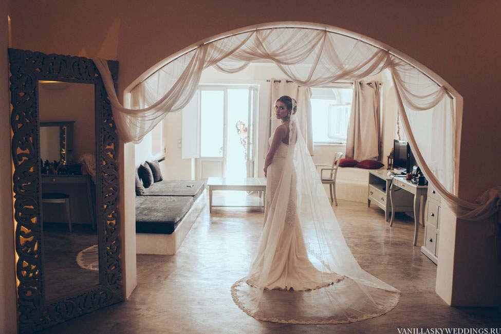 """""""Vanilla Sky Weddings""""   Свадьбы на Санторини и в Италии"""