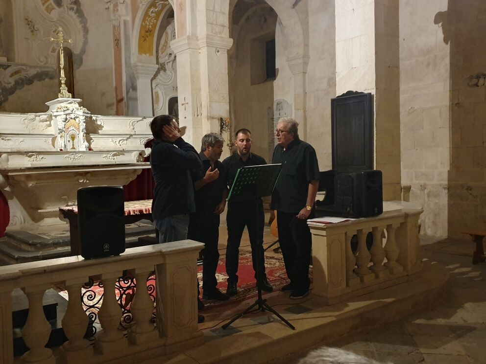 Cantu Nustrale - Polyphonies Corses