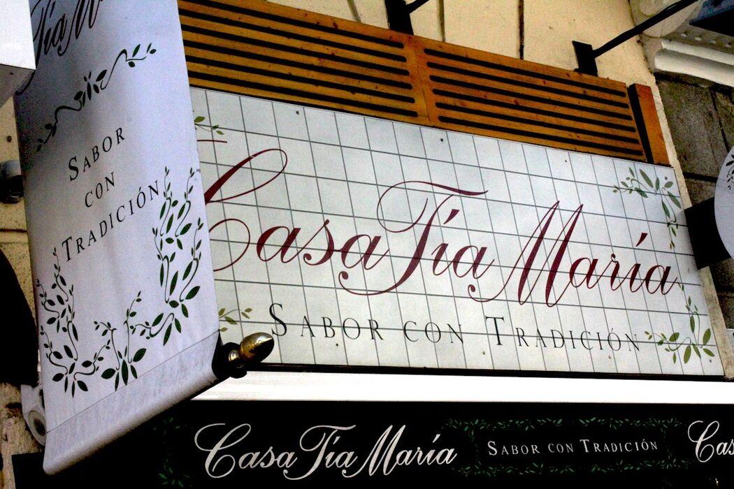 Restaurante Casa Tía María