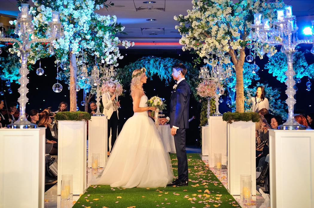 Scenografia - Targi WeddingShow 2015