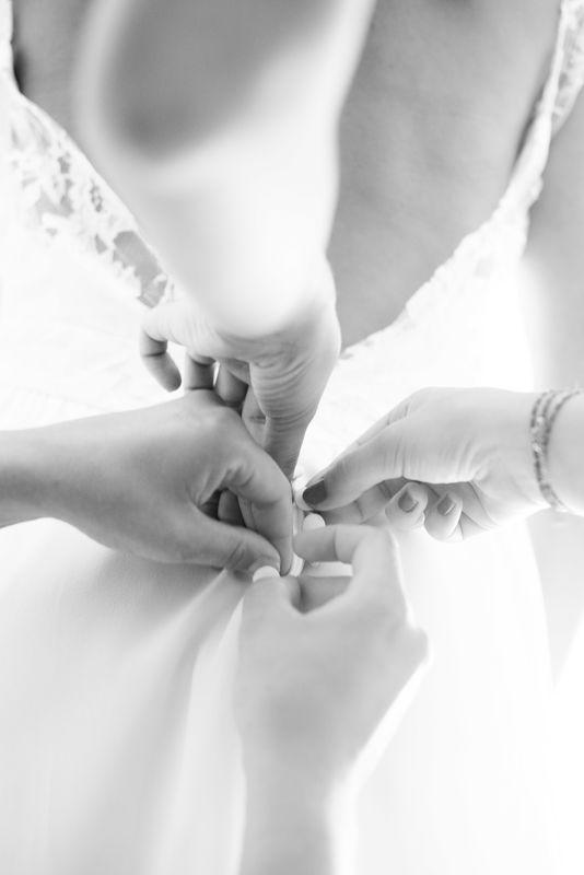 préparatifs mariage naturel