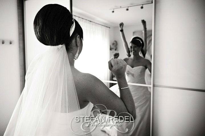 Beispiel: Fotos von den Vorbereitungen, Foto: Stefan Redel Photographie.