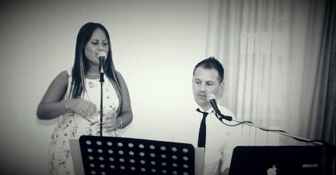 Il duo Armando e Rosa
