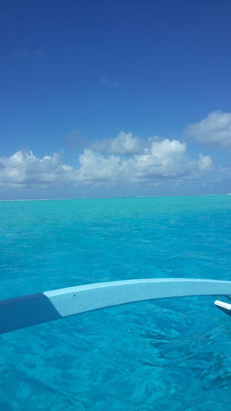 BORA BORA lagoon - Polinesia Francese