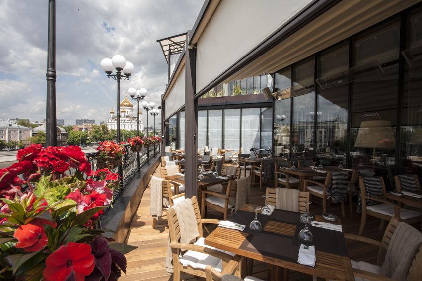 Ресторан Река