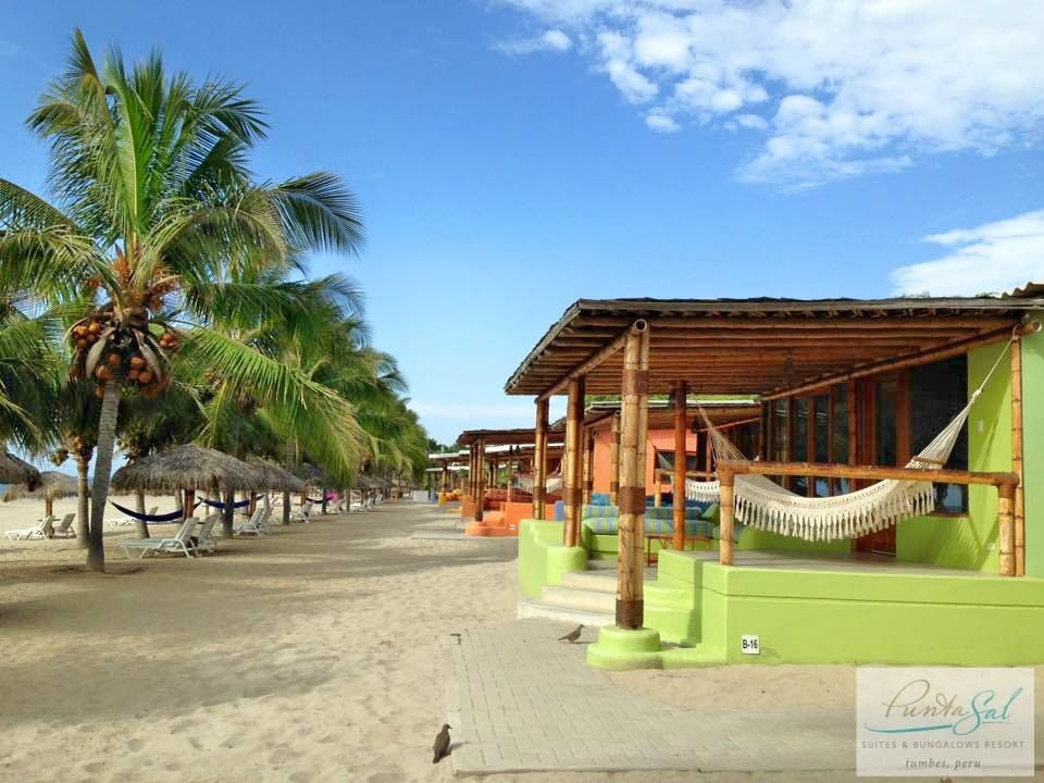 Punta Sal Suites & Bungalows