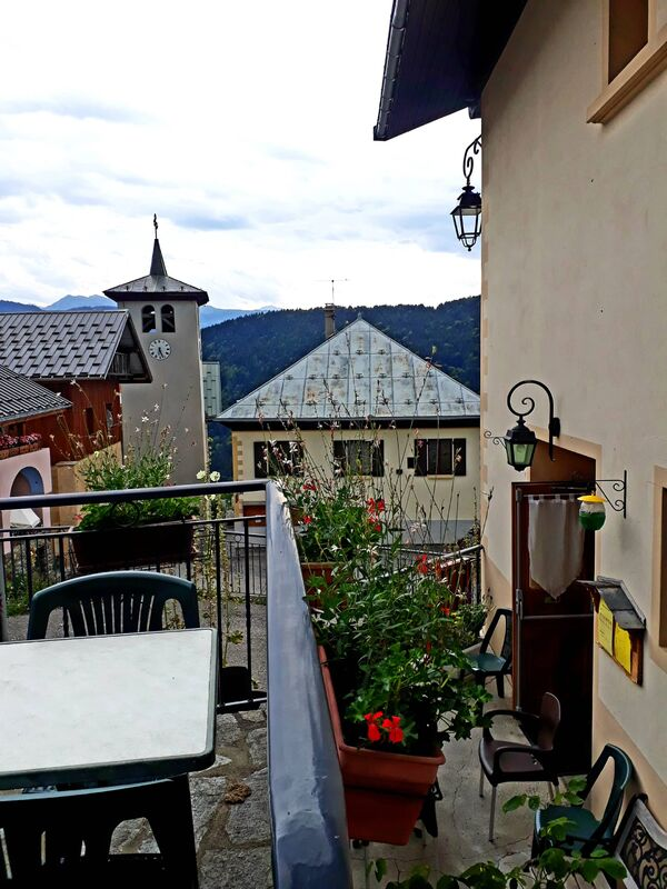 Gîte Auberge de la Vallée de l'Eau Rousse