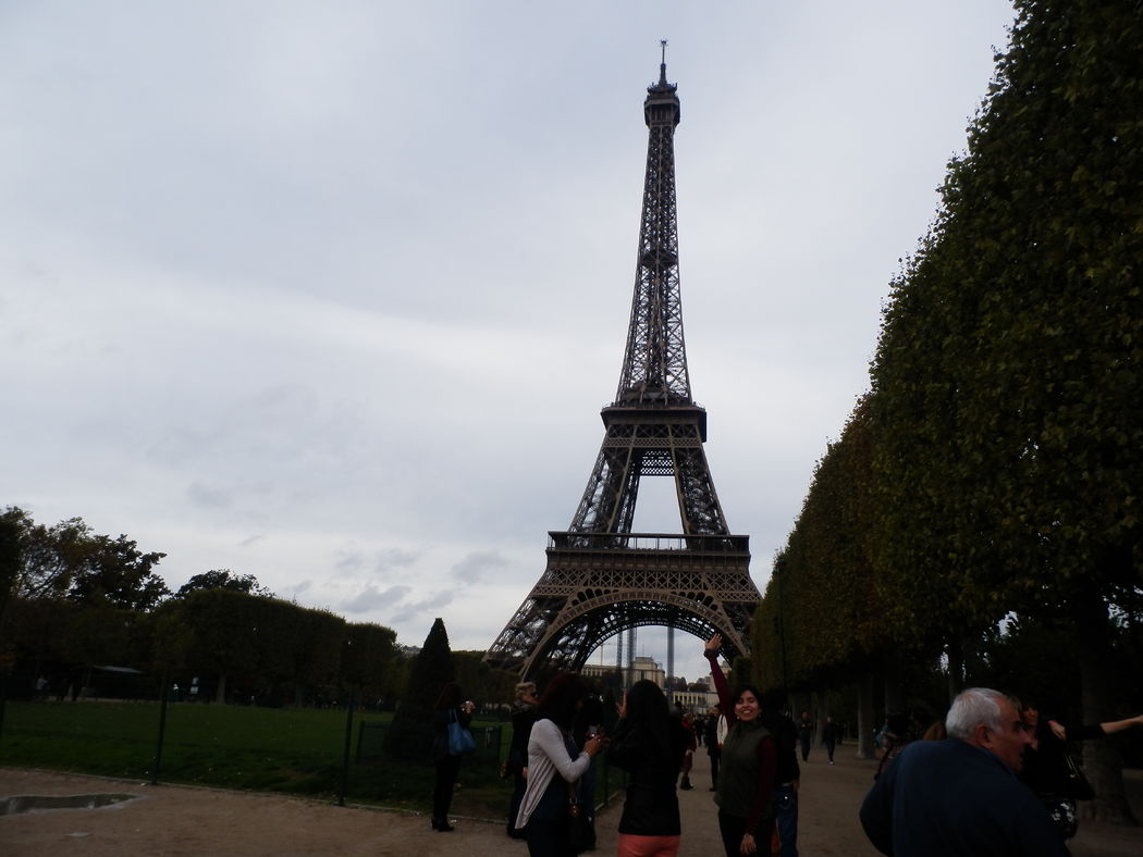 Maravilloso tour en Paris, Francia.
