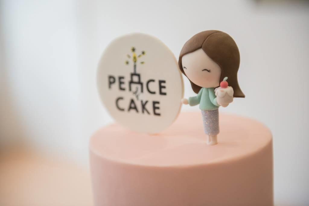 Peace of Cake