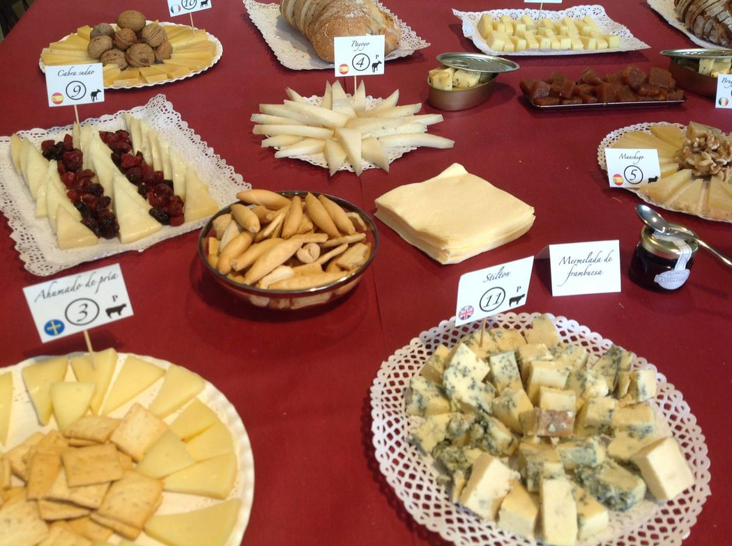 Les Fromages Catering