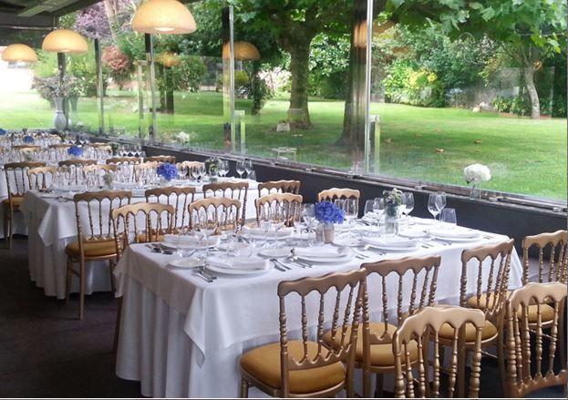 Restaurante Somió Park Gijón