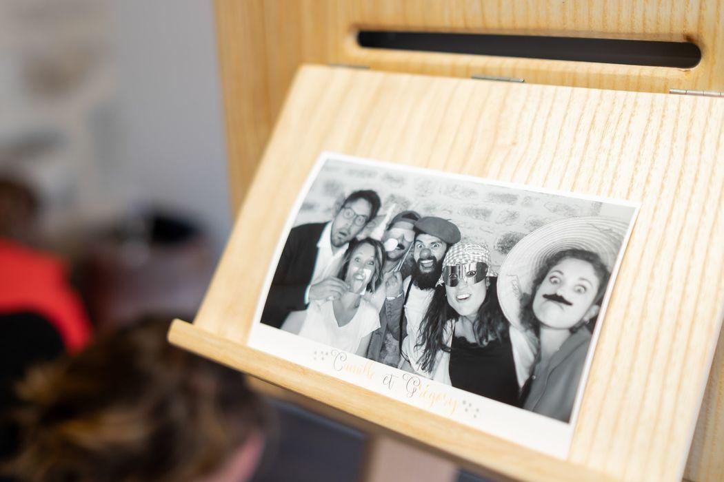 La Boîte à Sourires - Photobooth