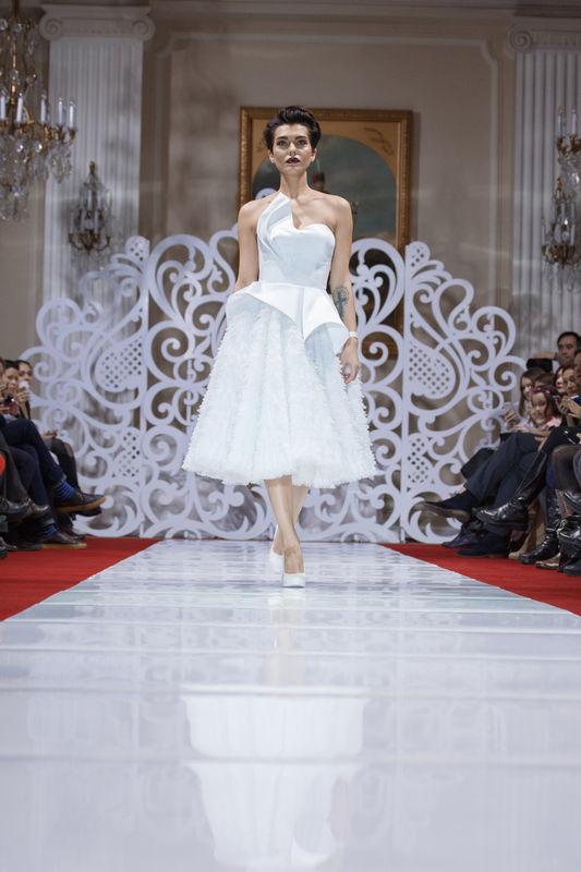 Неделя свадебной моды в Санкт-Петербурге-2016