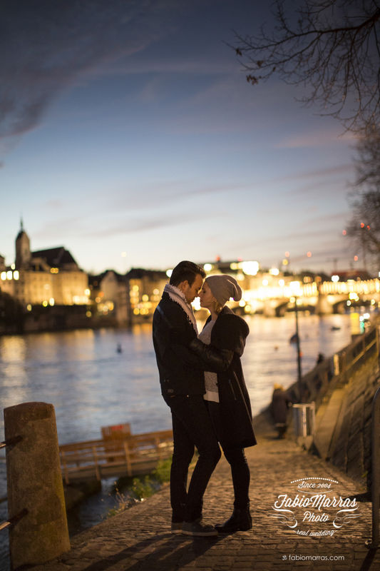 Engagement in Basel Fabio Marras Photographer