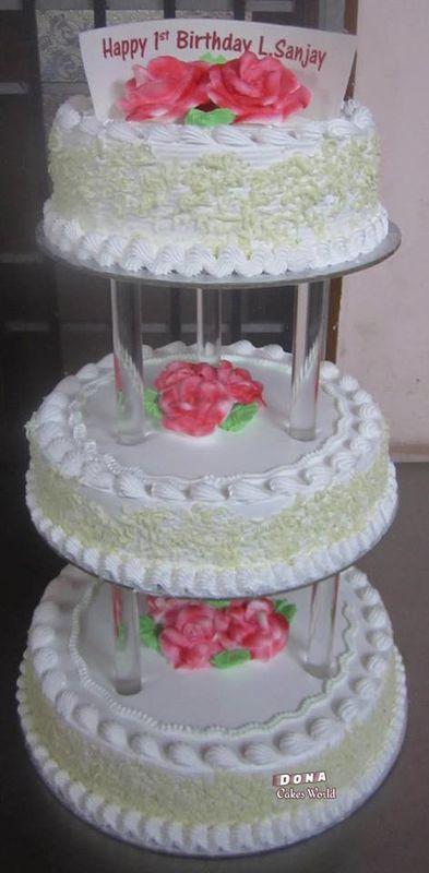 Dona Cakes World