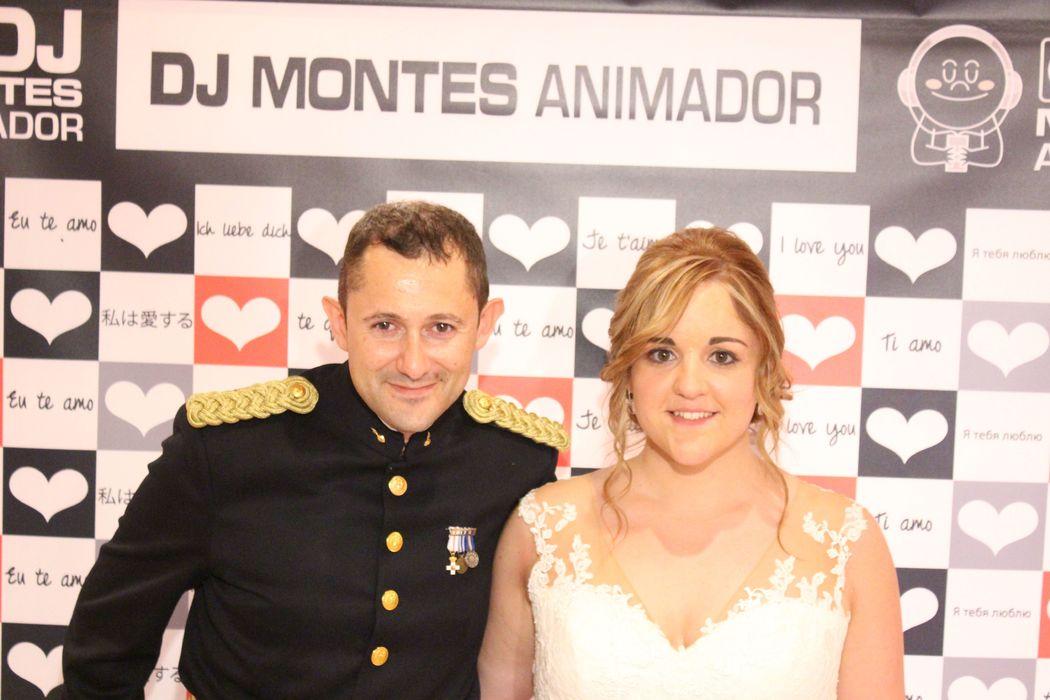Dj Montes Animador