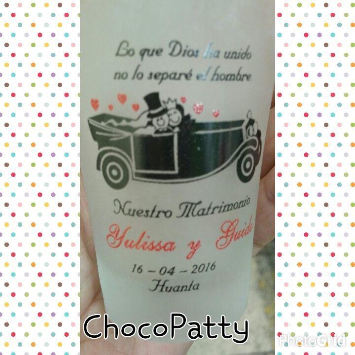 Chocopatty