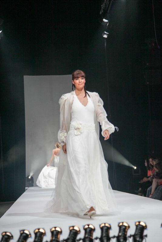 Robe marié courte Gwanni
