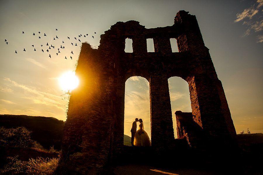 Romantische Hochzeitsfotos - RAMAN-PHOTOS