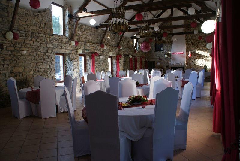 Le Domaine Du Thiemay - Salle de Réception