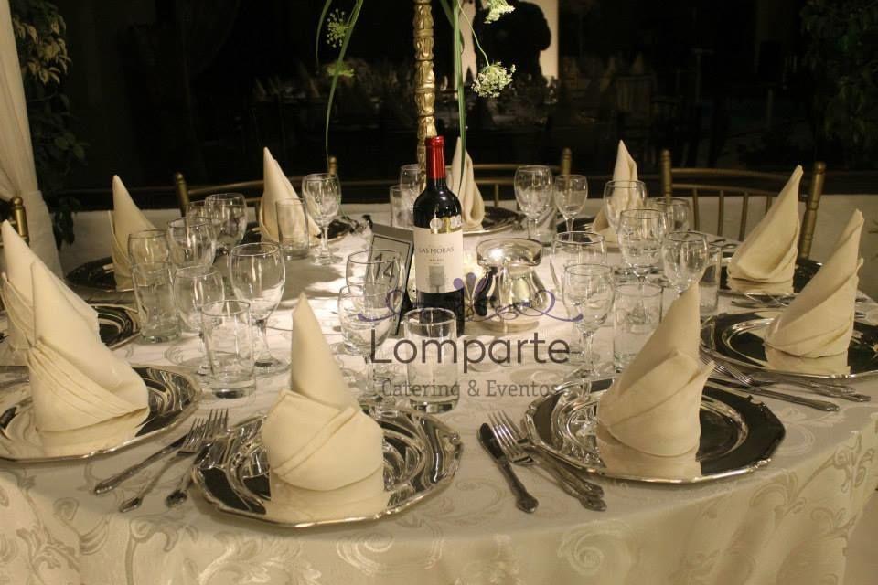 Lomparte Catering & Eventos