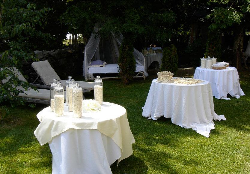 Good Moon - Décoration en extérieur - Petites tables juste pour le plaisir des yeux