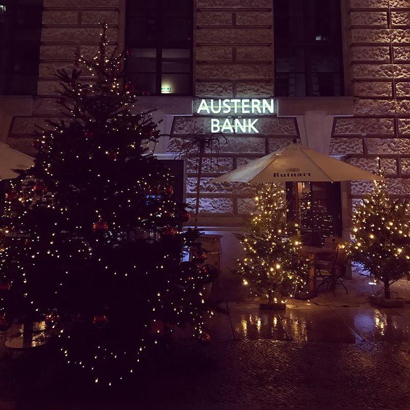 Austernbank Berlin