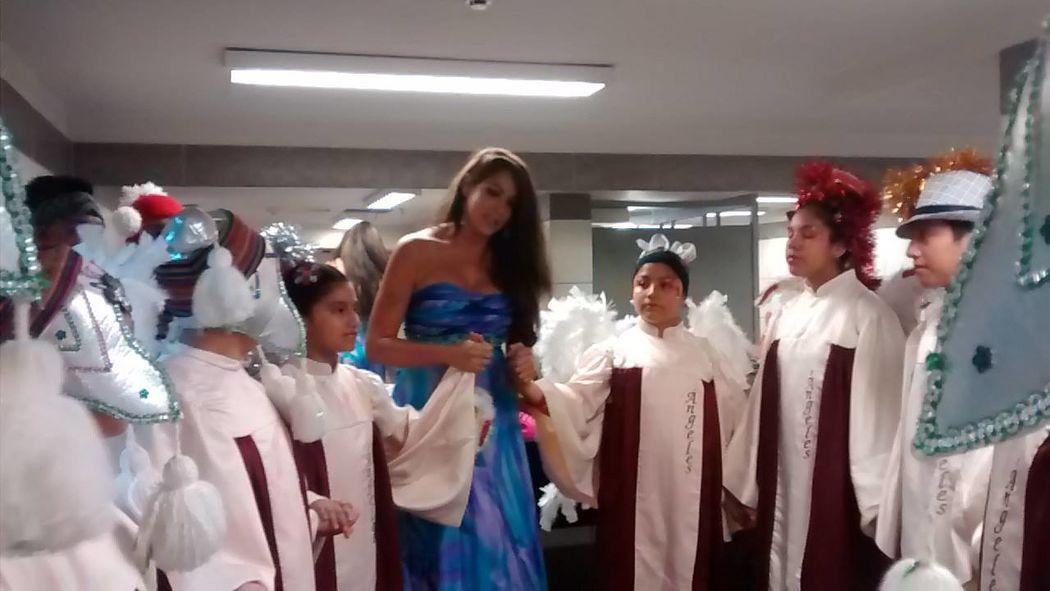 Coro de Ángeles de Marita Cabanillas