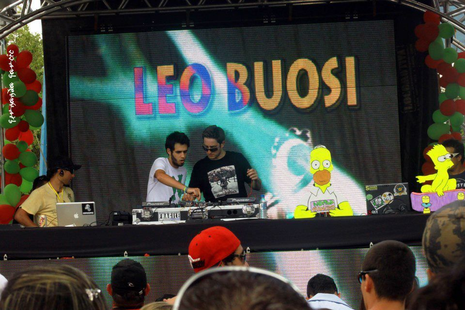 Dj Leo Buosi