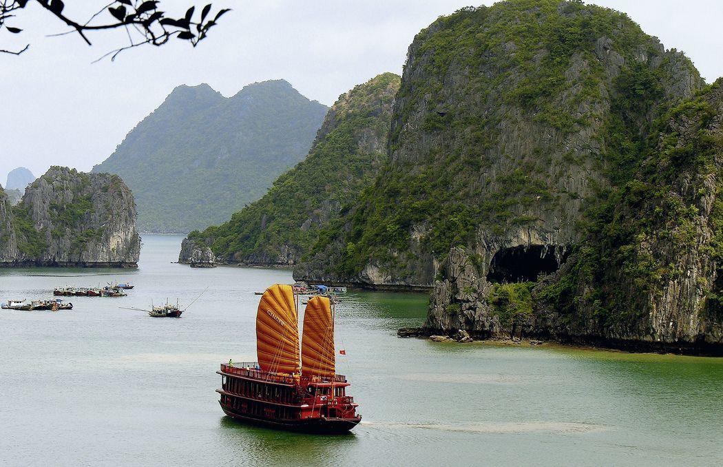 Lunas de Miel en Vietnam