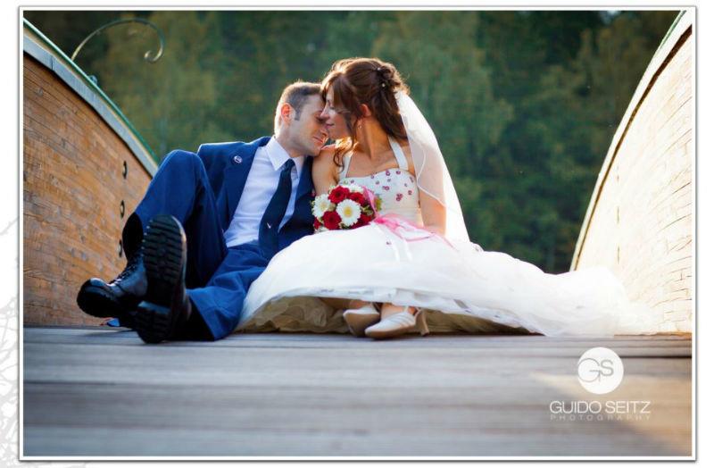 Beispiel: Hochzeitsfotos vom Profi, Foto: Guido Seitz Photography.