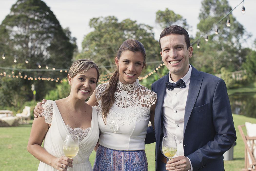 Eli & Cami  Wedding Planner: Lina Vargas Producción Decoración : Lica Creativa  Fotografía: Valeria Duque