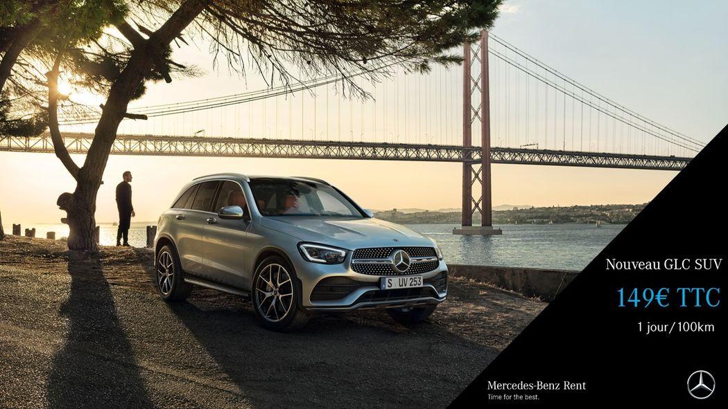 Mercedes-Benz Rent Villeneuve-Loubet