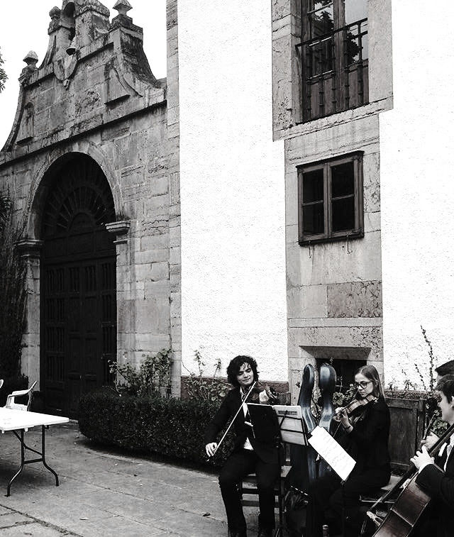 Cuarteto de cuerda Lírice Asturias